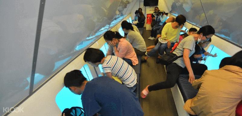 小琉球半潛船
